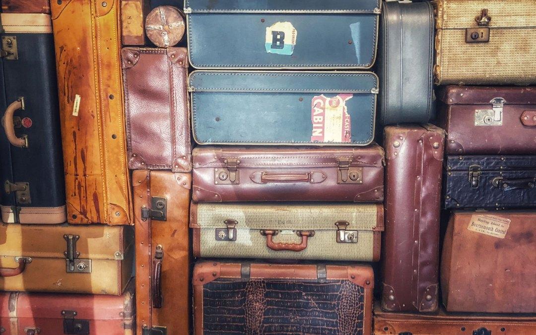 Secret Baggage: I Need Your Help