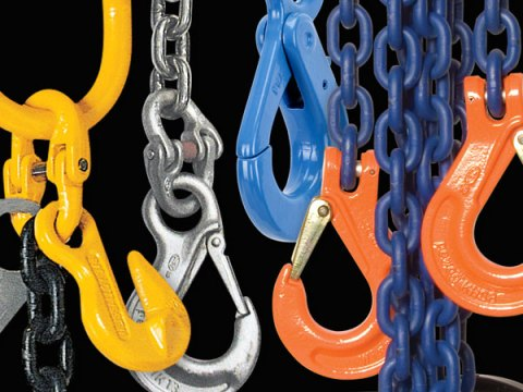 Lifting Chain & Components