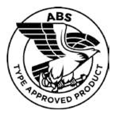 ABS APPROVED PRODUCT LOGO