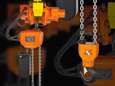 Electric Chain Hoists