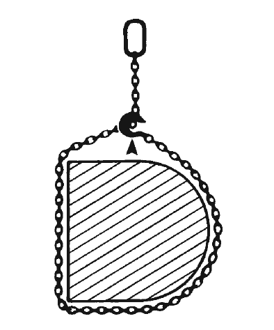 Reeved Hook Chain Sling