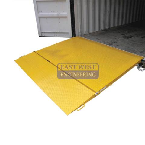 CRN8 Forklift Container Ramp