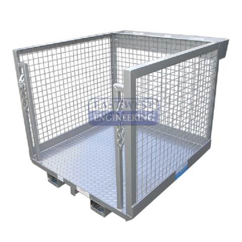 WP-OP Order Picking Cage