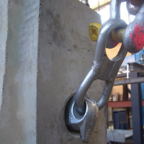 Unilift Locking Klaw Application
