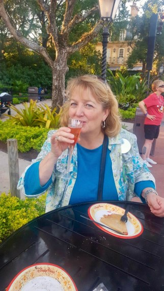 Crepes & Bubbly in France