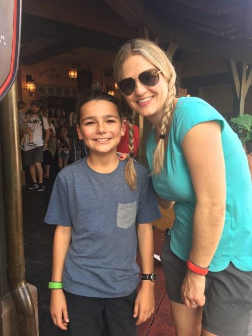 Brendan & Mommy