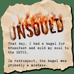 Unsoul'd header