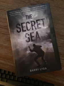 Secret Sea front cover