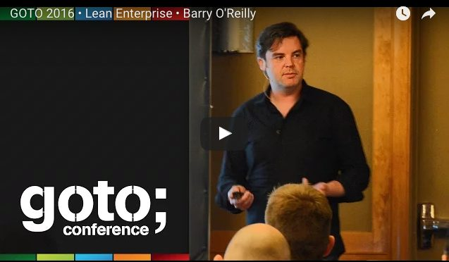 Lessons from deploying Lean Enterprise At Scale