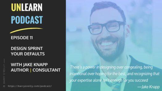 Design Sprint Jake Knapp