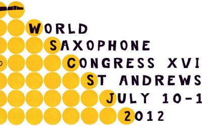 World Saxophone Congress 2012