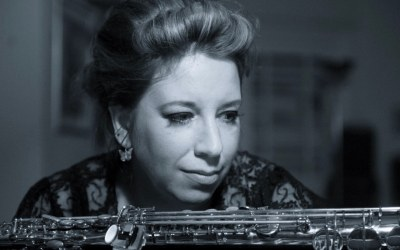 Sue McKenzie – Scottish Saxophonist and Improviser – 16