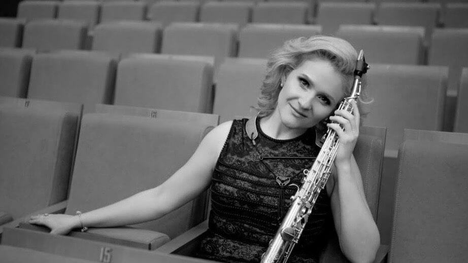 Anna Stepanova – Ukrainian Saxophone Soloist – 20