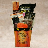 Halloween Gifts - The Grown-ups Trick or Treat Gift