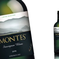 2008 Montes - Sauvignon Blanc, Leyda Vineyard, Leyda Valley, Chile