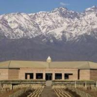 Salentein Vineyard and Winery - Uco Valley, Mendoza, Argentina