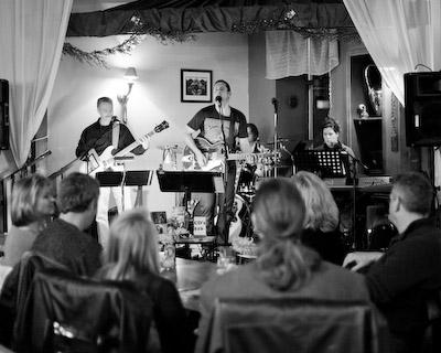 The Fazz Band Live at Java Guru