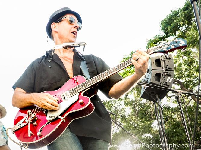 Barry Live at Denver Festival
