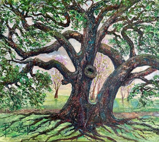 The loving Tree