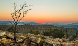 Sunset at The Blyde River Canyon