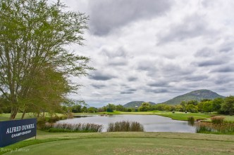 The 5th Hole at Leopard Creek During the Alfred Dunhill Championship