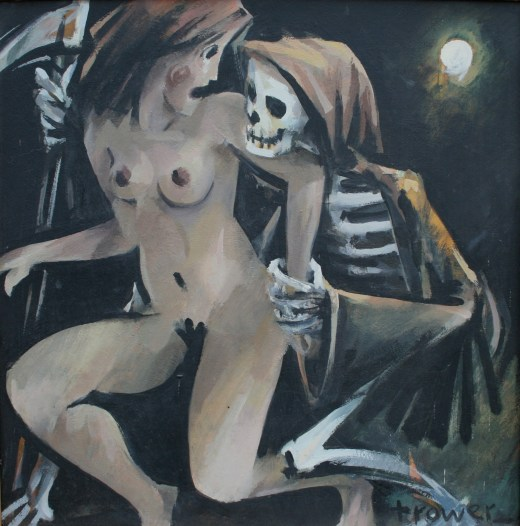 Death and the Maiden by Barry Trower (1994).
