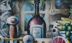 Nature Morte by Barry Trower (2012).