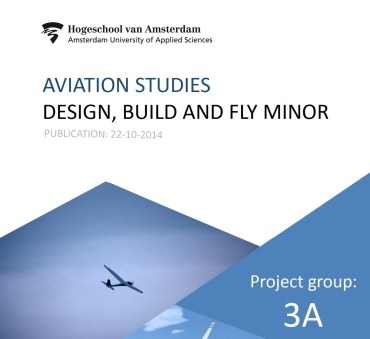 Project 'Design, Build and Fly' Report Project 'Design, Build and Fly' (Aviation minor year 3)