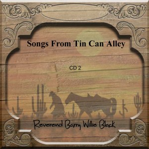 Songs From Tin Can Alley CD2-front