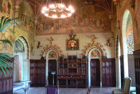 The Banqueting Hall, Cardiff Castle