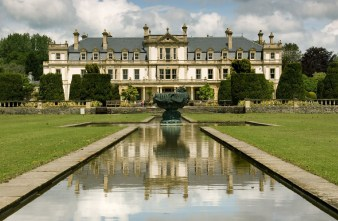Dyffryn House and Gardens is just 8 miles SW of Cardiff