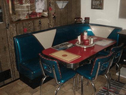 Coca Cola Kitchen Booth Coke Kitchen Custom Made Table