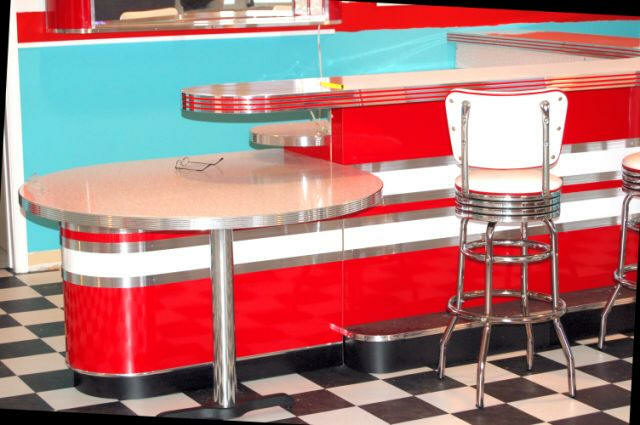Steves Retro Home Bar Chrome Custom Basement Bar Stools