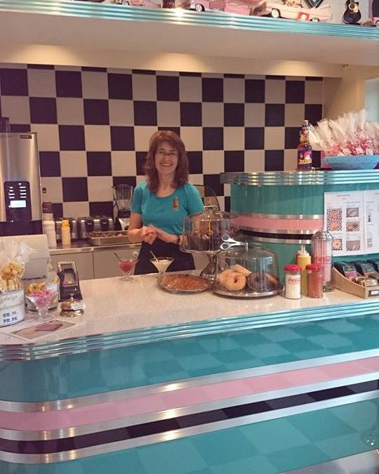 Pick up café – an American Diner in Norway