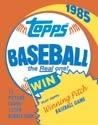 Topps Baseball 1985 Tin Sign
