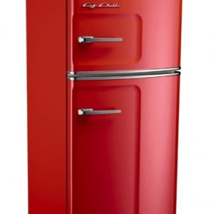 Big Chill Retro Refrigerator: Studio Size