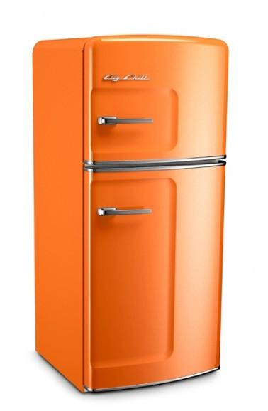 Big Chill Retro Refrigerator: Studio Size