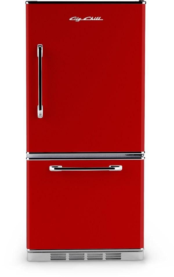 Big Chill Retro Refrigerator: Retropolitan