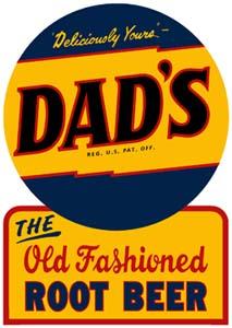 DAD-003 Dad's 2 Piece Decal Set
