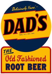 DAD-003 Dad's 2 Piece Decal Set