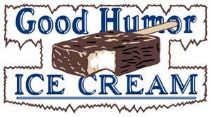 GOO-001 - Good Humor Ice Cream Decal