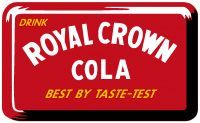 "RC Cola Decal - 7.25"" x 12"""