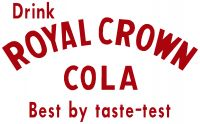 "Drink Royal Crown Cola - 7.5"" x 12"""