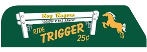 Ride Trigger Decal