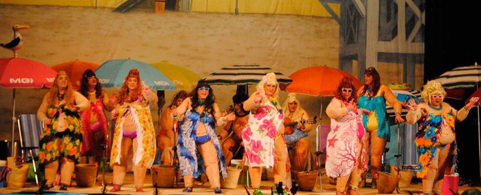 carnaval en sevilla cádiz