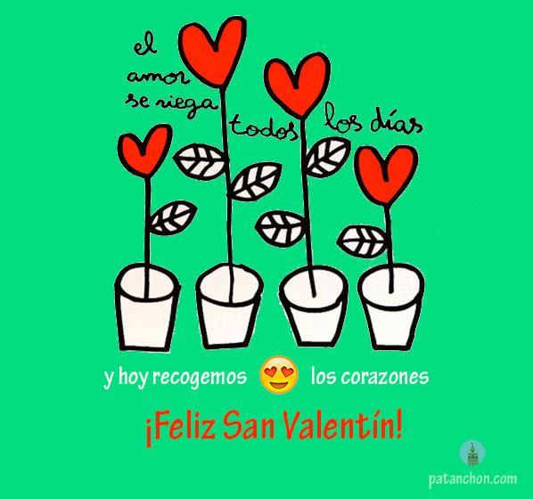 Feliz #SanValentín !