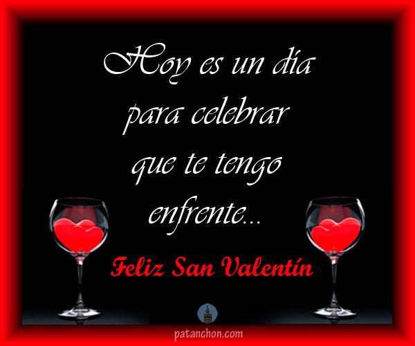 Feliz #SanValentín ;)