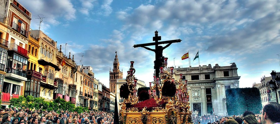 Cómo es la Semana Santa de Sevilla