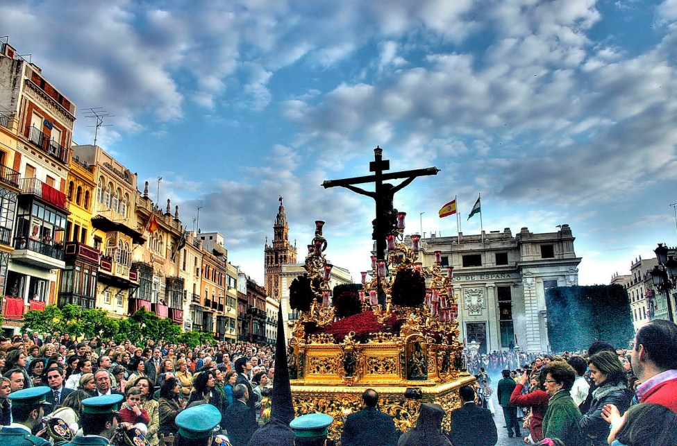 sevillian easter