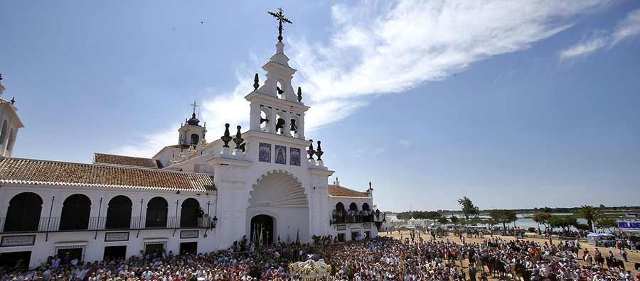 rocio pilgrimage sevillian